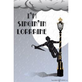 Carte postale - I'm Singin'In Lorrraine